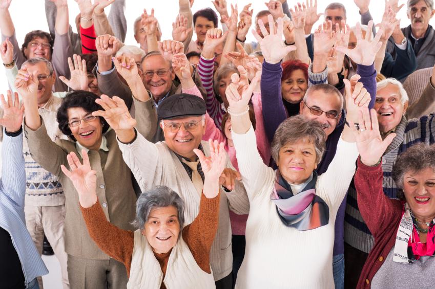 les retraités et la retraite